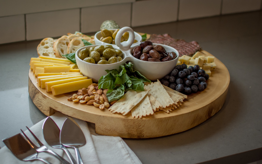 How to build charcuterie boards