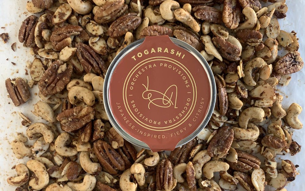 Togarashi Nuts