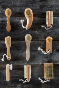 Sharing the amazing benefits of dry brushing. How to use the dry brush, where to buy one and why you should start today. Following Sprouting-Vitality for more. #drybrushing #selfcare #sproutingvitality