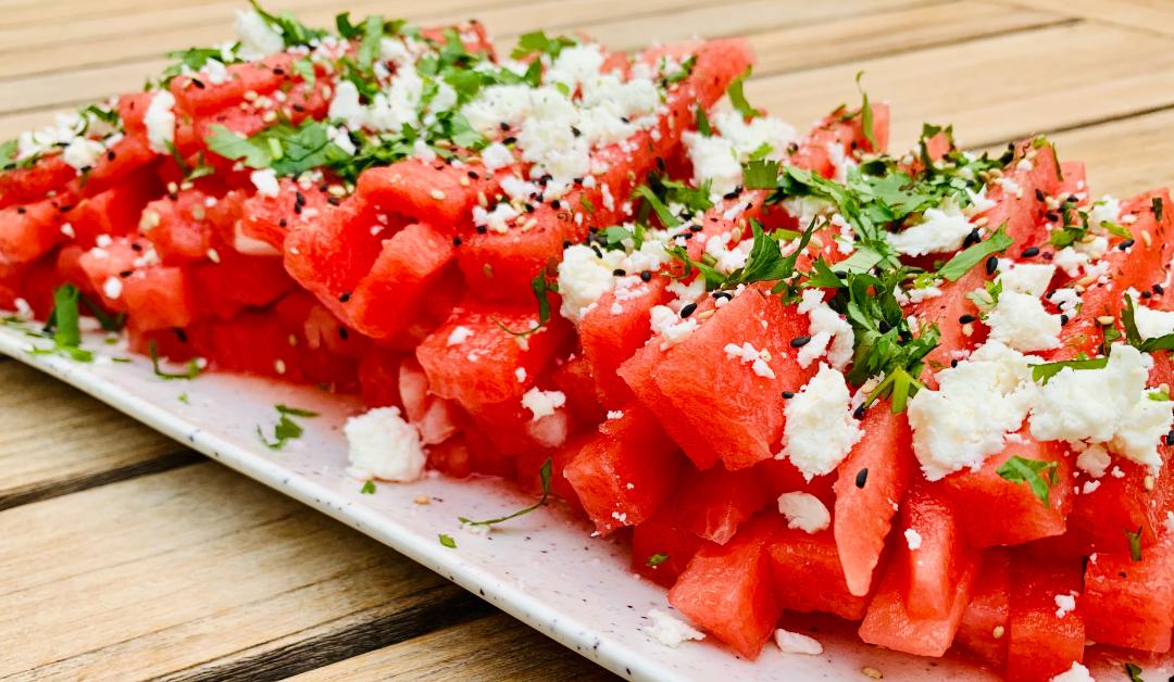 Epic 5 Ingredient Watermelon Fries